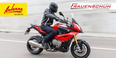 Auto Motorrad Frauenschuh