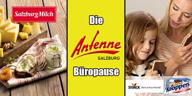 Büropause Storck und Salzburg Milch