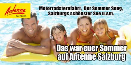 Heiß, heißer, Antenne Salzburg!