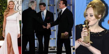 Golden Globes: Haneke erhält Preis von Arnie