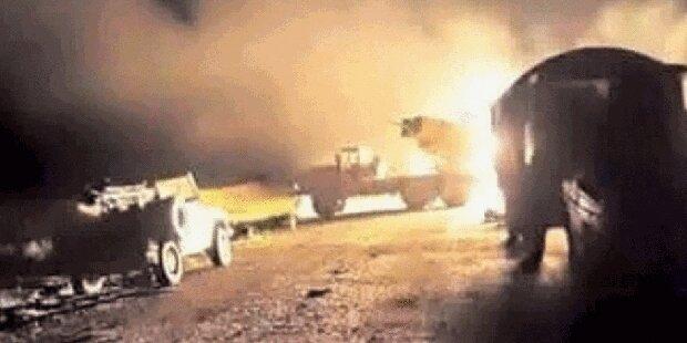 Kurden starten Offensive gegen ISIS