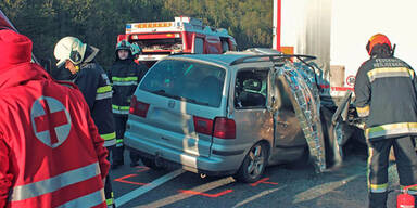 Unfall Toter A21