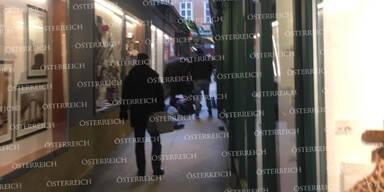 Schießerei Innenstadt Wien Figlmüller