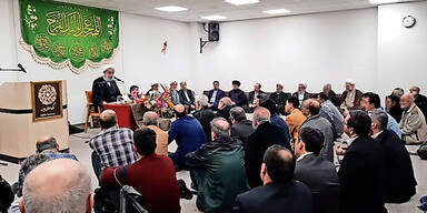 Richard-Neutra-Gasse 8 Imam Ali Moschee Floridsdorf