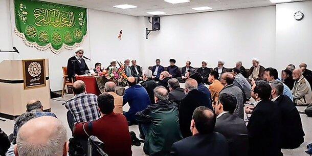 Illegale Moschee in Wien: Hier wird blanker Hass gepredigt