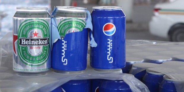 So schmuggeln die Saudis Bier ins Land