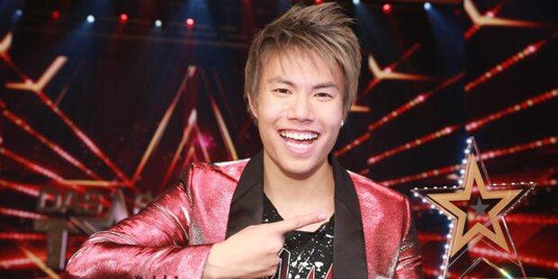 Jay Oh gewinnt Supertalent 2015