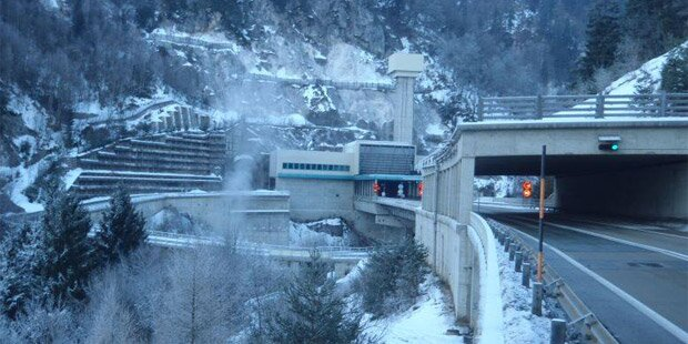 Karawanken-Tunnel erneut gesperrt