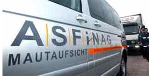 Krise kostet die Asfinag heuer 150 Mio.