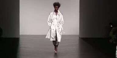 Leuchtwesten als Mode-Hit auf Fashion Week