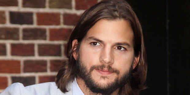 Ashton Kutcher ist selbstmordgefährdet