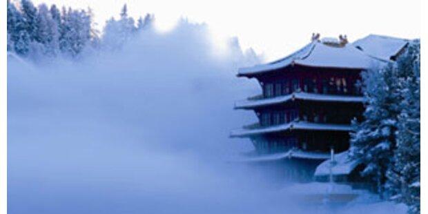Spa-Urlaub: Asia in Österreich