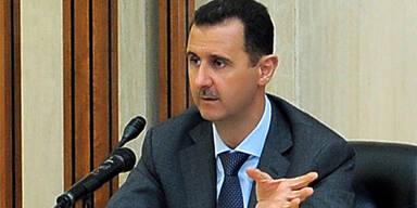 Syrien droht Welt mit Vergeltung