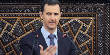 Assad bitte Moskau um Geld und Sprit