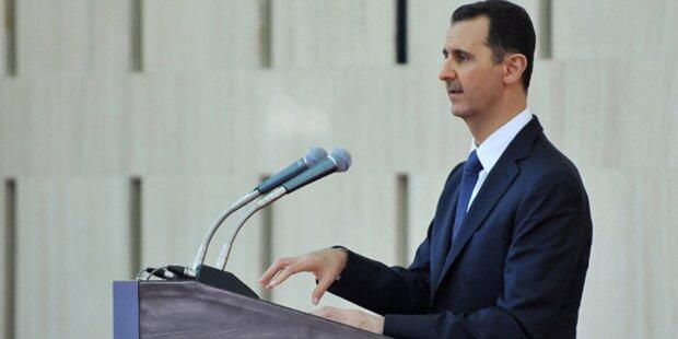 Assad: Haben Wirksameres als Chemiewaffen