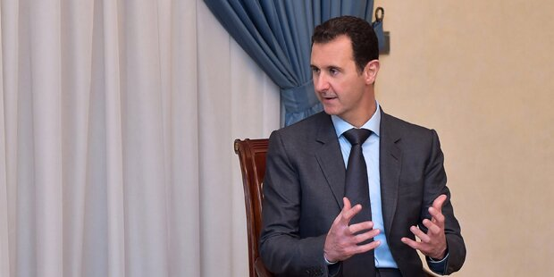 Syrien: Giftgas-Angriff durch Assad?