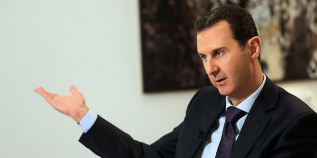 Assad: Werden über