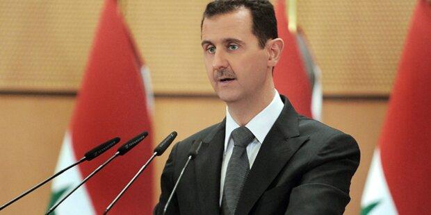 Syrien attackiert EU heftig