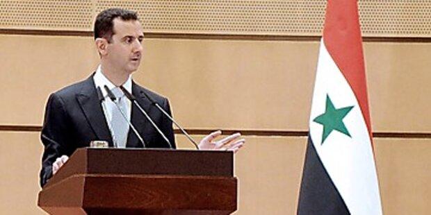 Assads Familie wollte aus Syrien flüchten