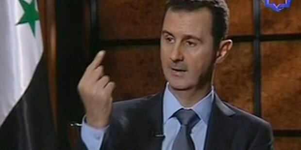 Assads Kampfjets bombardieren Aleppo