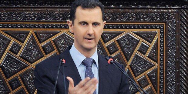 Islamische Staaten isolieren Syrien