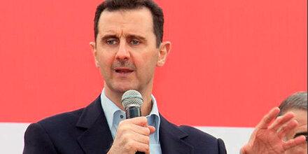 Assad warnt vor Blutbad bei Intervention