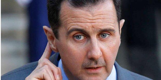 Syrien: Referendeum über neue Verfassung