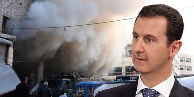 Syrien: Regierung zu Friedensgesprächen bereit