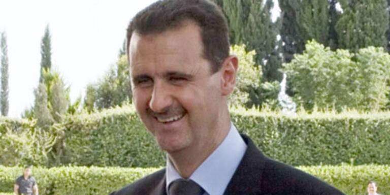 EU: Einreiseverbot gegen Assad