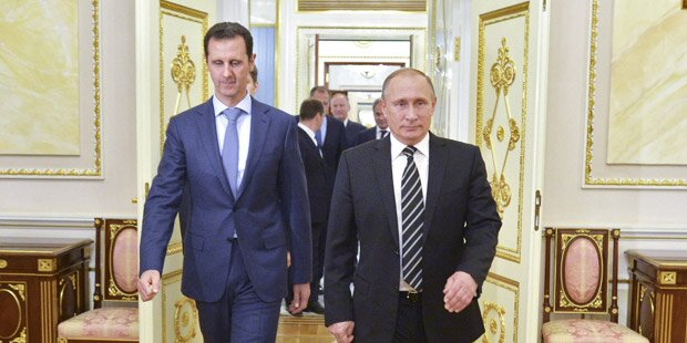 Auch Moskau will Assad loswerden