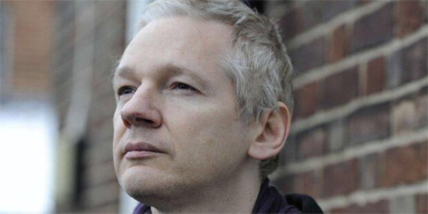 Assange unterschrieb Buchvertrag