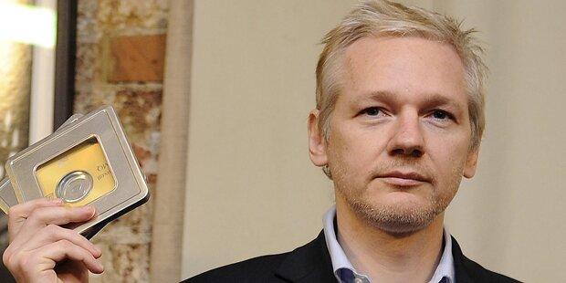 Assange unrechtmäßig in Haft