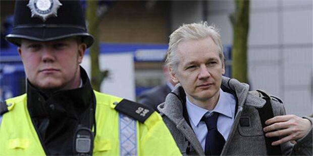 Anwälte: Assange droht Todesstrafe