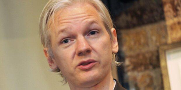 Wikileaks-Boss Assange live im Chat