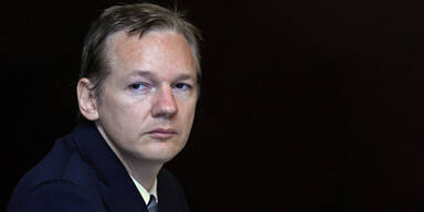 """WikiLeaks-Gründer: """"Bin in Lebensgefahr"""""""