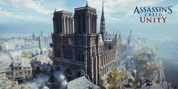 Top-Game soll Notre-Dame-Wiederaufbau ermöglichen