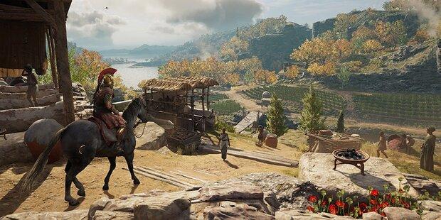 Assassin's Creed Odyssey bittet zum Kampf