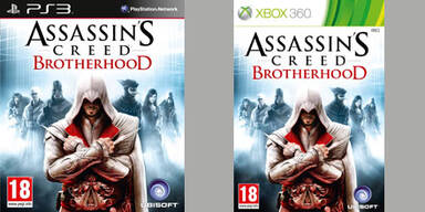 Assassin's Creed Brotherhood Update 1.0