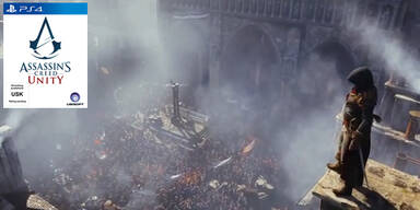 Assassin's Creed Unity: Video gibt Einblick