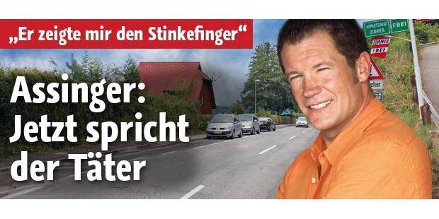 Assinger: Jetzt spricht der Prügel-Täter