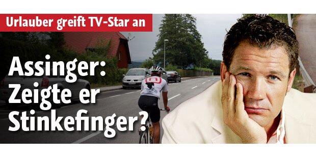 Hat Assinger provoziert?
