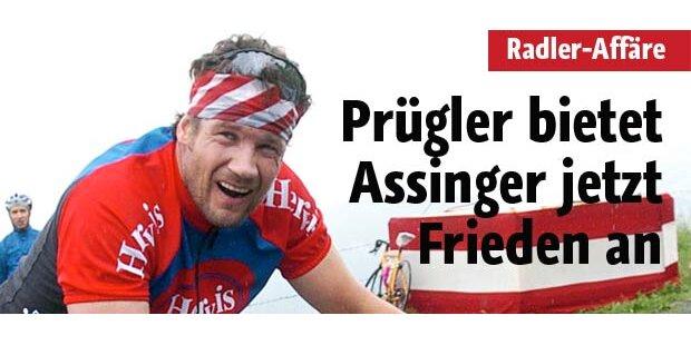 Assinger: Prügler bietet ihm Frieden an