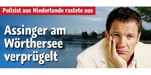 PKW-Lenker schlug Armin Assinger
