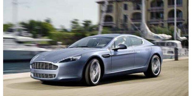 Magna baut den Aston Martin Rapide