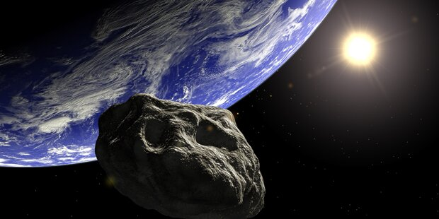 Entdeckung: Mini-Asteroid begleitet Erde