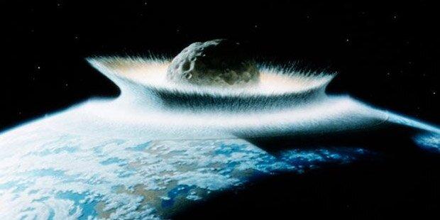Asteroid könnte die Erde auslöschen