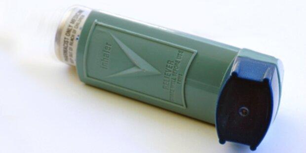 Gen verursacht Asthma bei Kindern