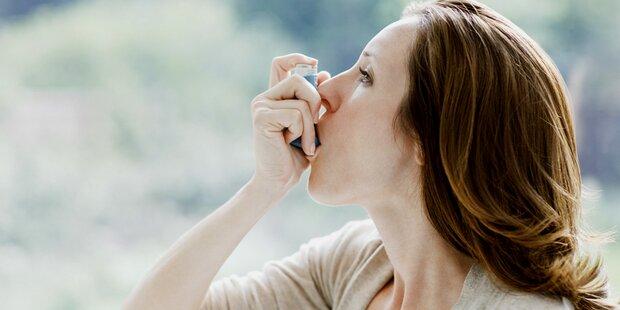 Winter für Asthma-Patienten gefährlich