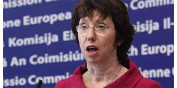 Catherine Ashton wird neues EU-Gesicht
