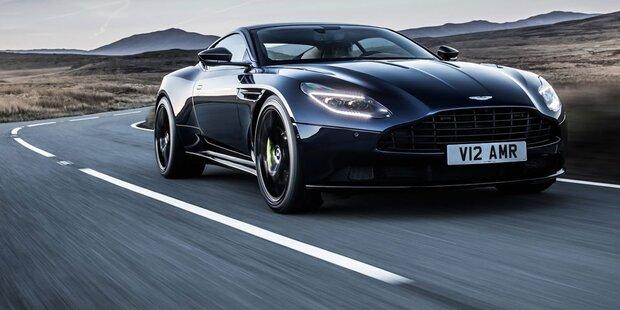 Aston Martin bringt den DB11 AMR